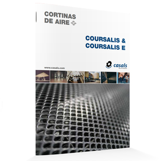 COURSALIS curtain