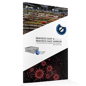 Purificadores REINTDECK EASY folleto