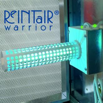 Purificadores Casals REINTAIR® con luz ultravioleta y fotocatálisis