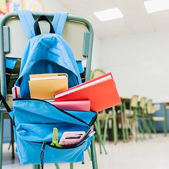 Purificadores portátiles Casals para un retorno a las aulas seguro con REINTAIR®