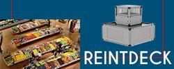 REINTDECK EC purificador comercial para falso techo